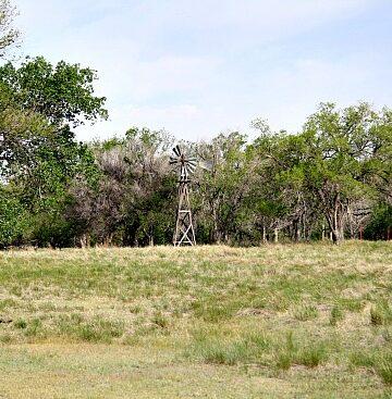 Crow Valley Campground Pawnee National Grasslands