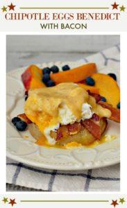 Chipotle Eggs Benedict Sauce