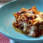 Baked Ziti Recipe with Fire Roasted Tomatoes