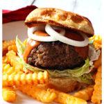 Perfect Bison Burger