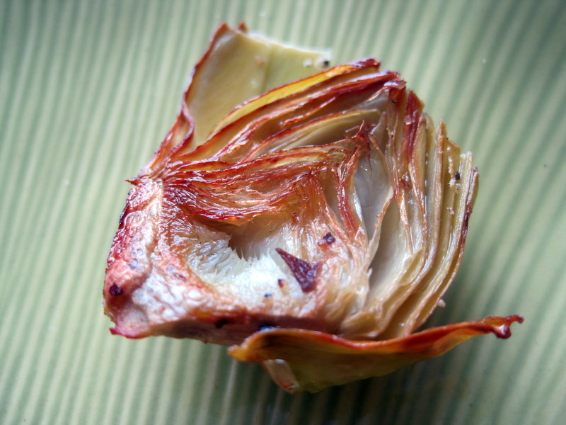 Roasted Baby Artichokes - Cooking On The Ranch