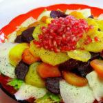 traditional Mexican Christmas Salad