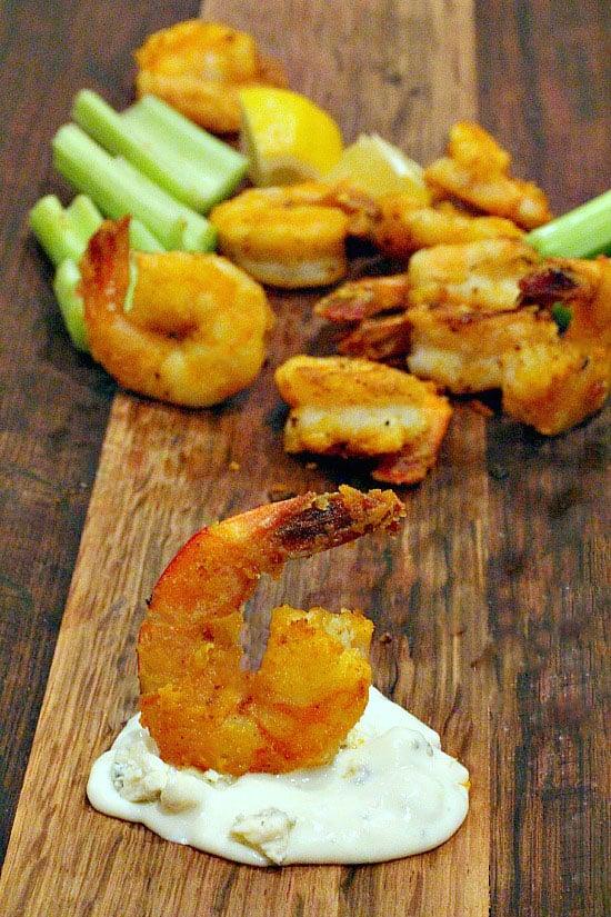 Unique Shrimp Appetizer Recipe