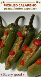 Pickled Jalapeno Appetizer