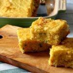 Super Moist Cornbread Recipe with Corn and Cheese
