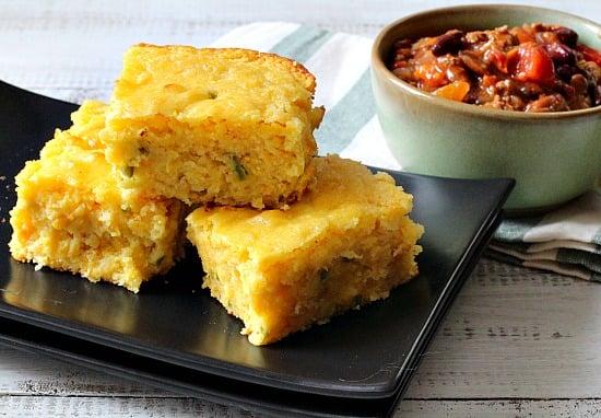 Jalapeno Buttermilk Cornbread Recipe. The best recipe I've found. Moist and wonderful.