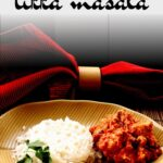 Chicken Tikka Masala served with a side of rice