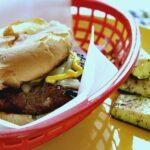 Steak Sauce Burger