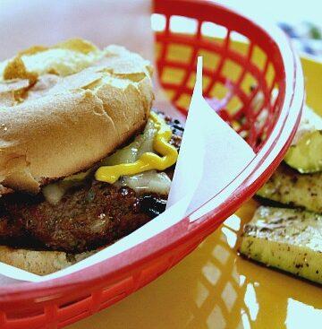 Jalapeno Steak Sauce Burger