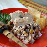 Easy Chicken Dinner Idea. Crockpot southwestern chicken.