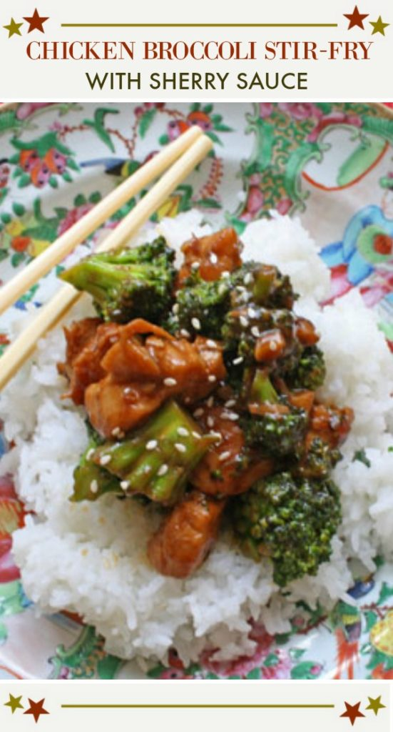 Chicken And Broccoli Stir Fry With Sherry Sauce  Cooking On The Ranch-8994