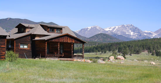 Estes Park And Rocky Mountain National Park