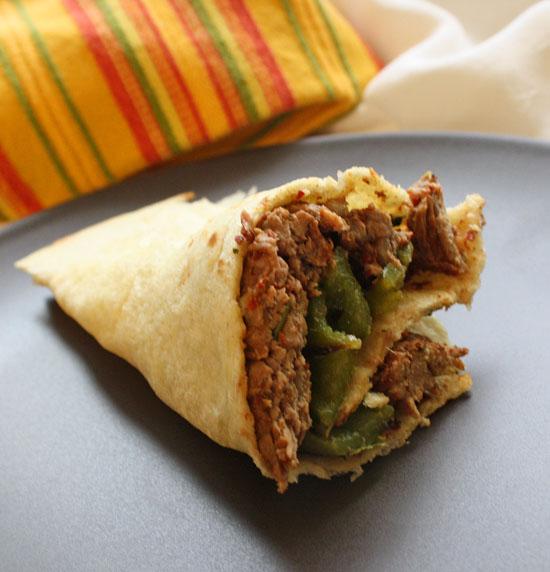 Highlands Ranch Food: Carne Asada