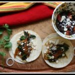 Savory Swiss Chard Vegetarian Tacos, A Sassy Surprise