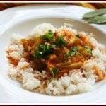 Cuban Shrimp Stew