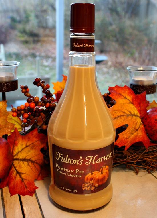 Fulton's Harvest Pumpkin flavored Liqueur