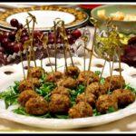 appetizer recipe for lamb meatballs