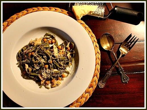 Rosemary Garlic Pasta