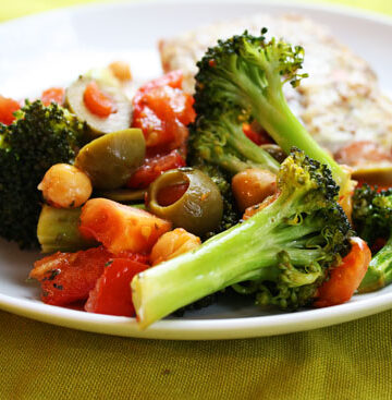 Mediterranean Side Dish