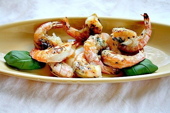 Tyler Florence Ultimate Grilled Shrimp recipe