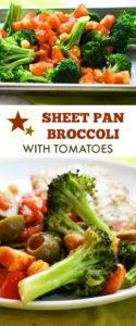 Sheet Pan Oven Roasted Broccoli