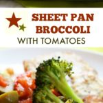 Sheet Pan Oven Roasted Broccoli