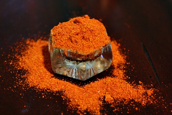 authentic chamayo chili powder