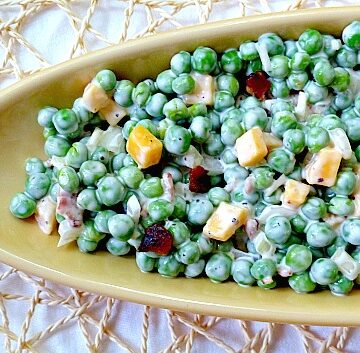 Hearty Pea Salad
