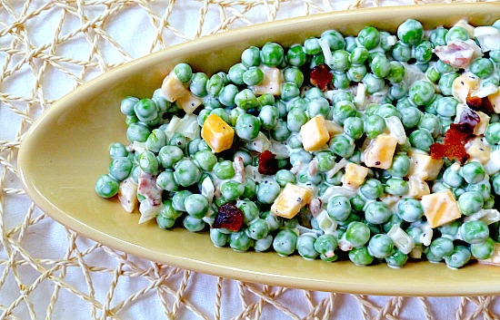 Hearty Pea Salad