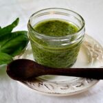 Pesto and Pine Nut Basil Recipe