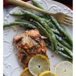 Lemon Lime Salmon