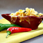 Green Chili Macaroni and Cheese