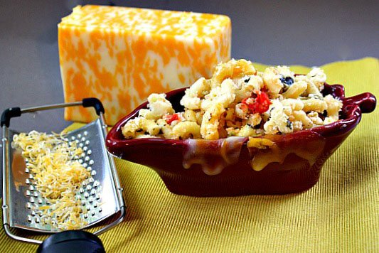 Southwestern Macaroni and Cheese
