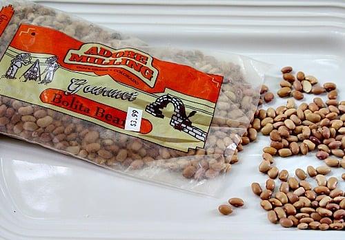Bolito Beans Adobe Milling