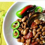 crock pot bolita beans with