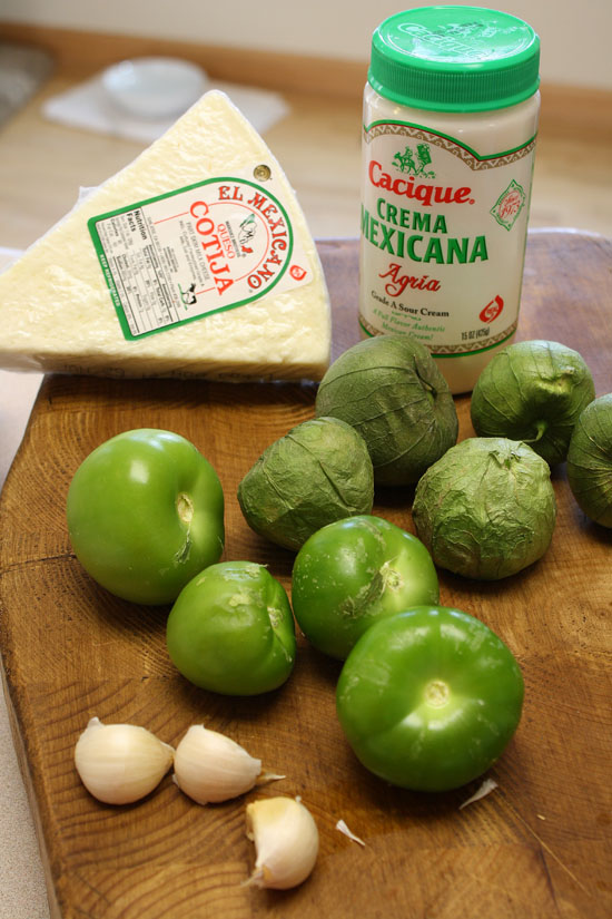 Cotija Cheese for Enchiladas, Cooking On the Ranch