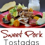 Cafe Rio Sweet Pork Tostadas