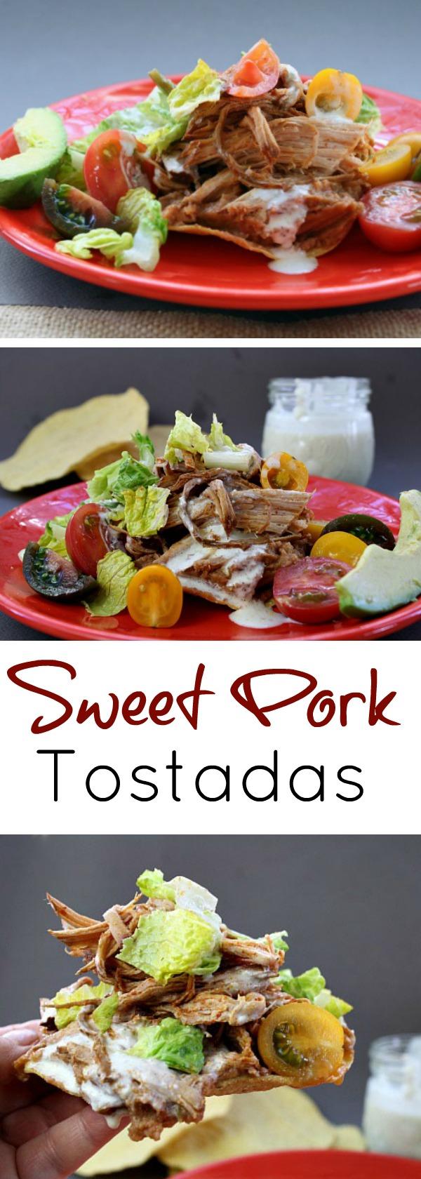 Cafe Rio Sweet Pork Tostadas