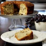 Creamy Banana Coffee Cake