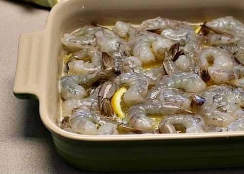 Easy Shrimp Appetizer