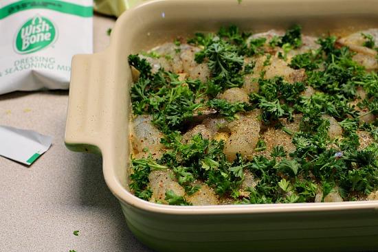 Baked Shrimp Recipe