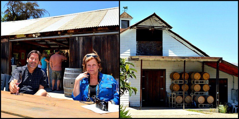 Tasting room Foxen Winery