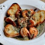 Shrimp Appetizer with Pesto
