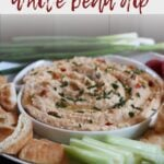 White Bean Dip With Cottage Cheese