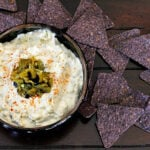 Southwestern Mexican Dip, Hatch Green Chile