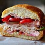 Sub Club Sandwich