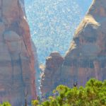 Canyon at Colorado National Monument.