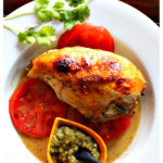 Crispy Yucatan Chicken