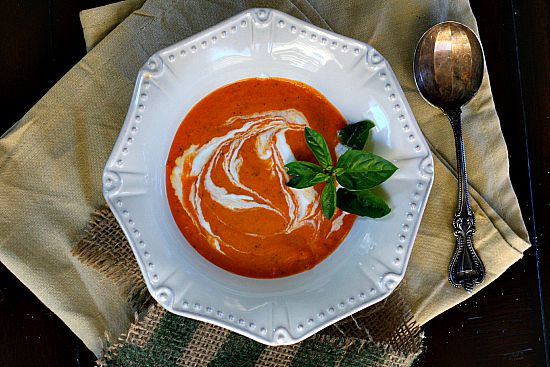 Unique Tomato Soup Recipe