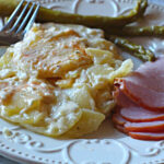 Old Fashioned Creamy Scalloped Potatoes